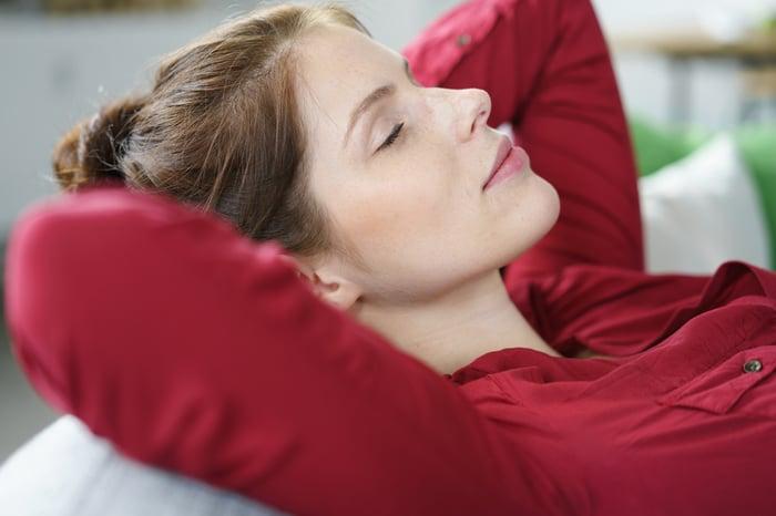 閉眼休息 眼睛瑜珈 擺脫眼睛疲勞