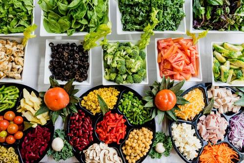 防失智最佳飲食「麥得飲食」介紹與一周菜單-綠色葉菜類