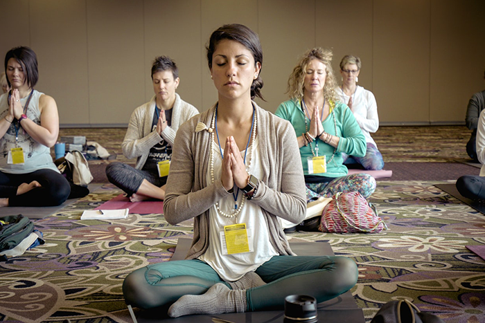 陰瑜珈課程能帶給我什麼?