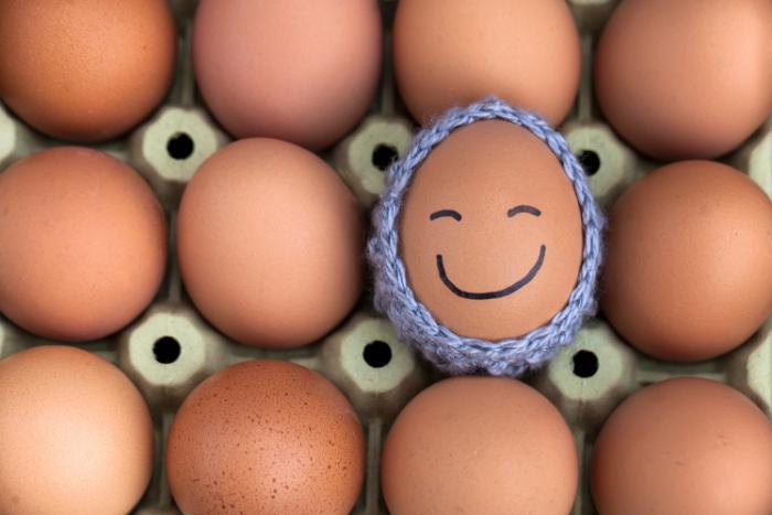 紓壓好食物-雞蛋