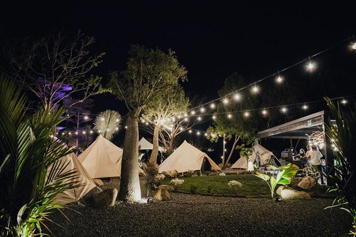 露營也可以像住飯店一樣舒適:自然圈農場
