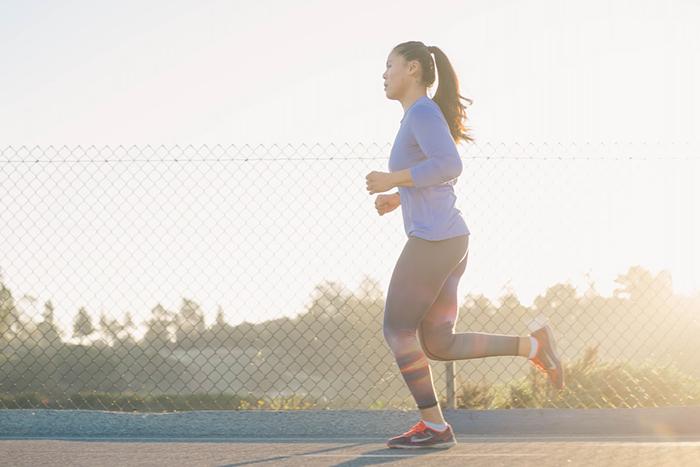改善頻尿 紓解壓力 多運動 慢跑 不過勞 不熬夜