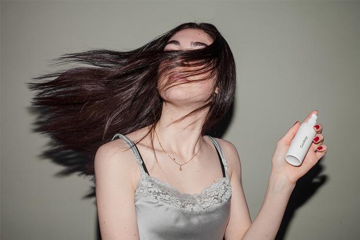 乾洗髮去頭味幫助改善汗臭味