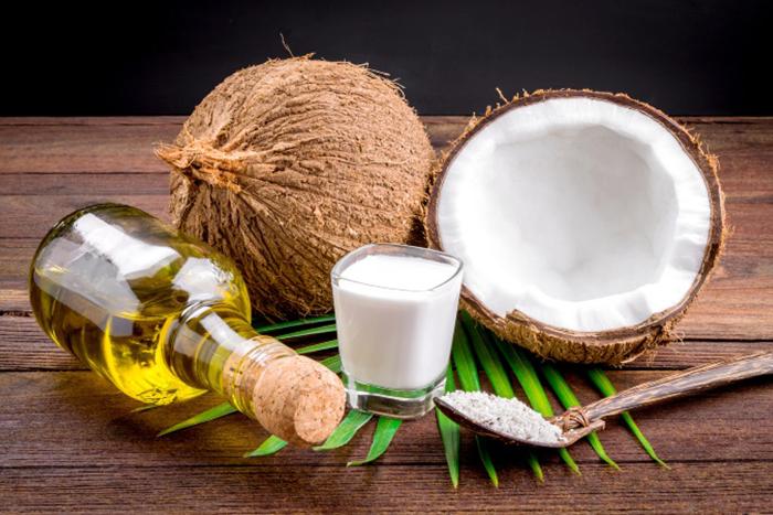 使用椰子油健康不卡油原則-交替用油