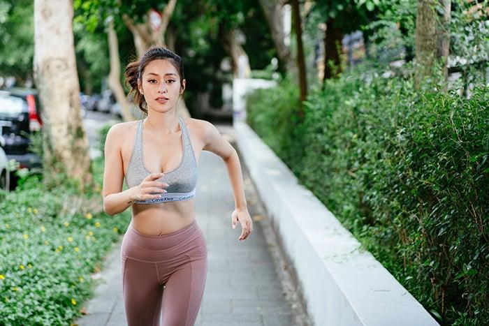 養成運動習慣改善汗臭