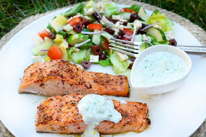 紓壓好食物-富油脂魚類