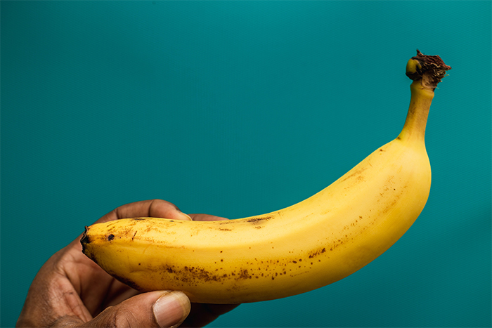 遶境時多補充營養 香蕉 營養均衡