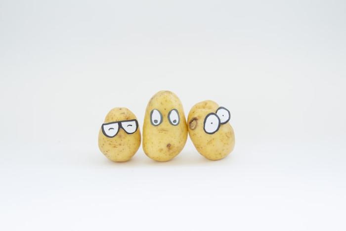 5種天然食材做勾芡-馬鈴薯