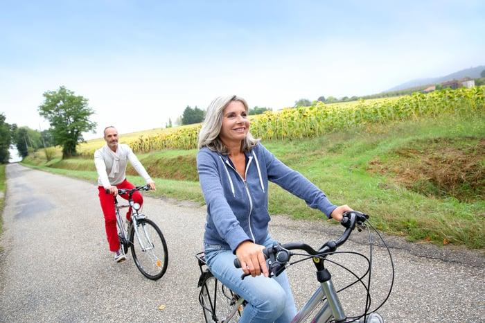 騎單車拉開更多距離 運動安全距離10到20公尺