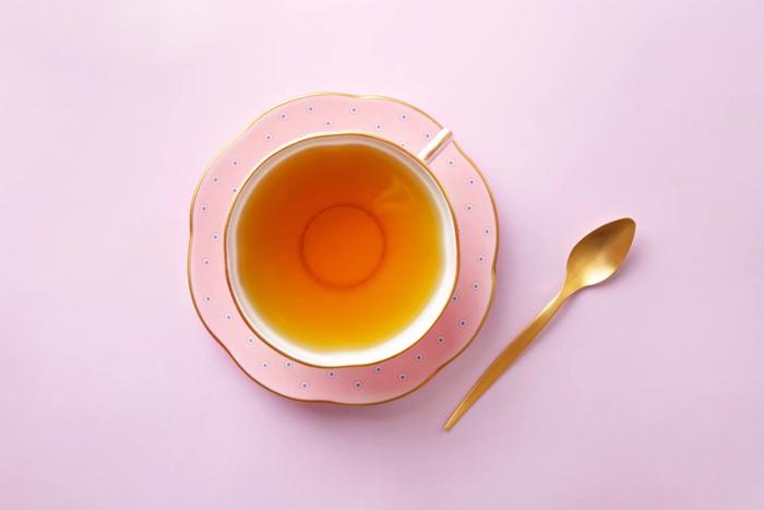 番紅花蜂蜜薑茶