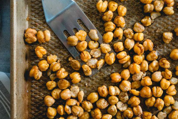 植物性蛋白質食物推薦-鷹嘴豆