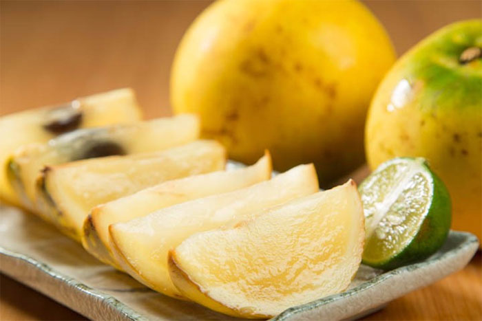 黃金果可以加檸檬吃