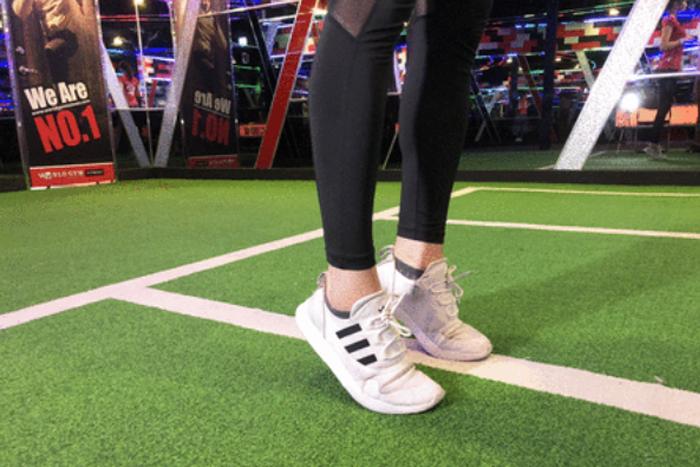 消除脂肪粗腿靠運動2