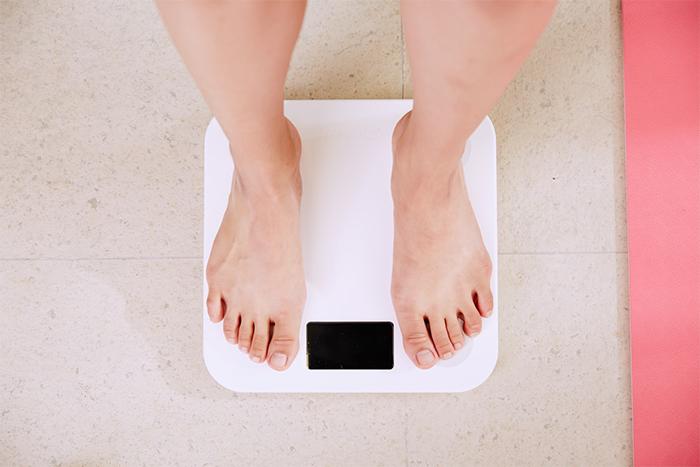 肌少症徵兆-體重莫名減輕