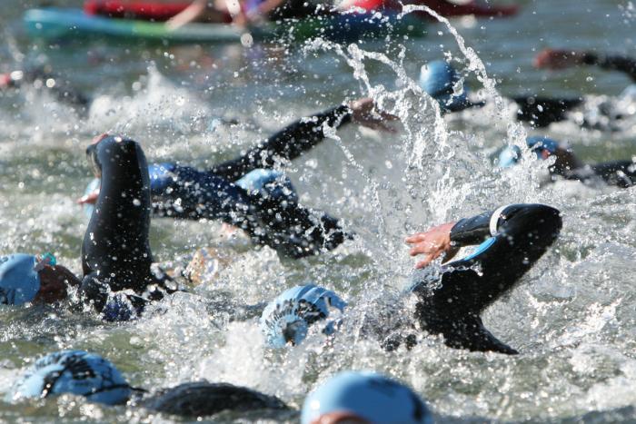 鐵人三項訓練時要注意什麼?游泳部分