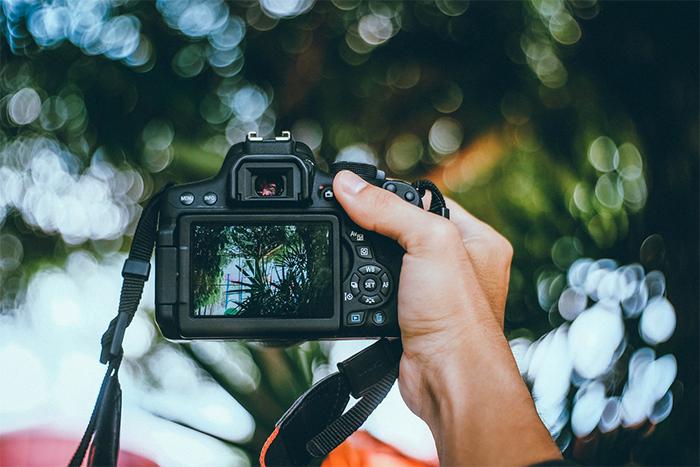 錯視攝影-避免淺景深