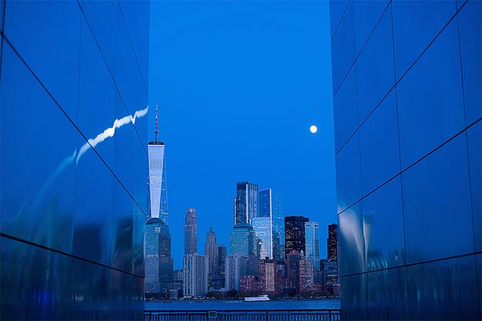 拍夜景別等天黑,可以選在「Blue Hour」