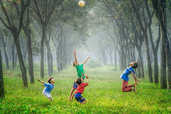 4招預防兒童近視 戶外運動