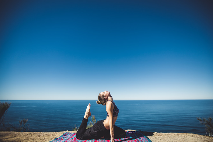 瑜珈 有氧運動 舒緩腿部肌肉 提升肌耐力 幫助跑步呼吸順暢 增加肺活量