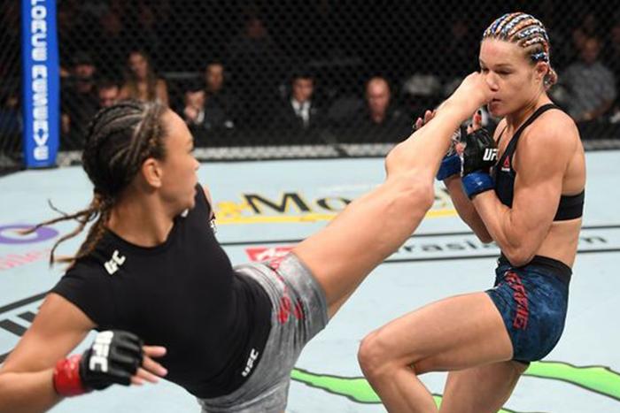綜合格鬥MMA 3大主要技巧-打擊Striking