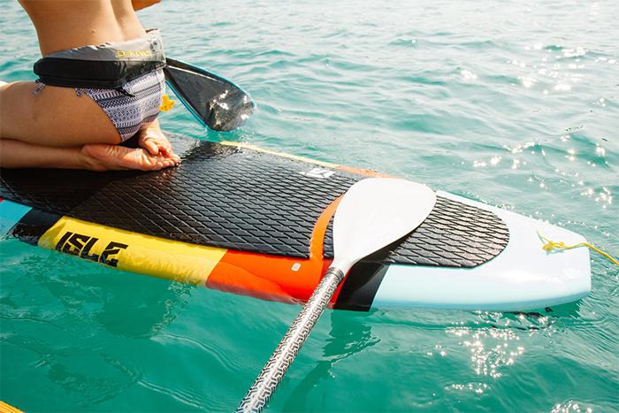SUP 海上的超燃脂運動!