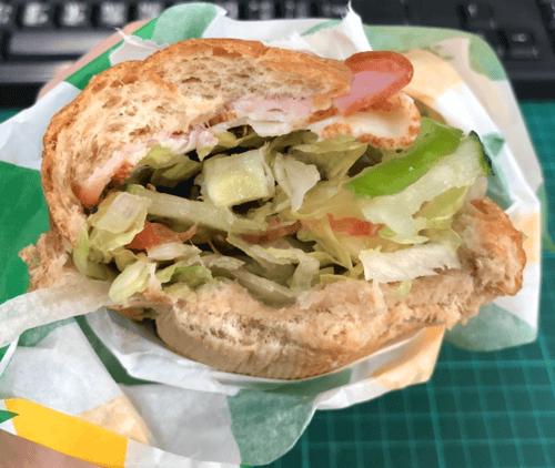早餐-subway