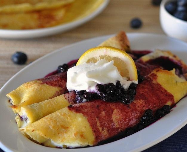希臘優格食譜-水果優格蛋捲