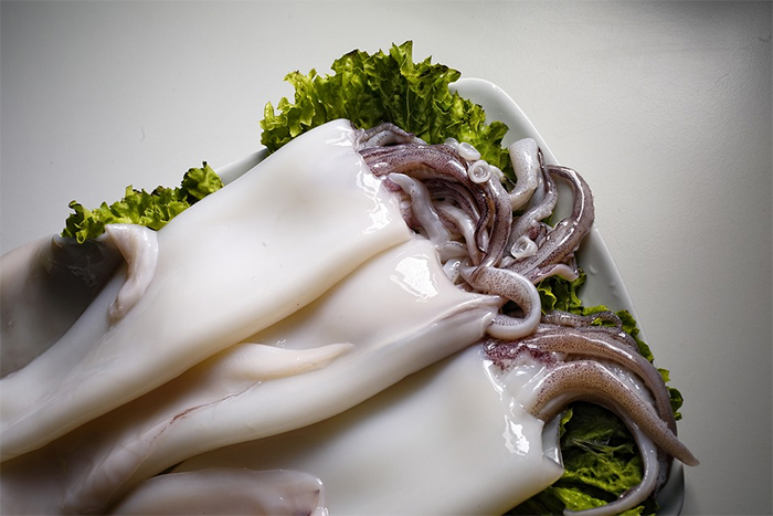 海鮮屬於白肉 低脂高蛋白 有助減重
