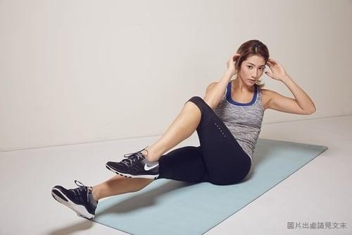 瑞瑪席丹5分鐘也可以健身