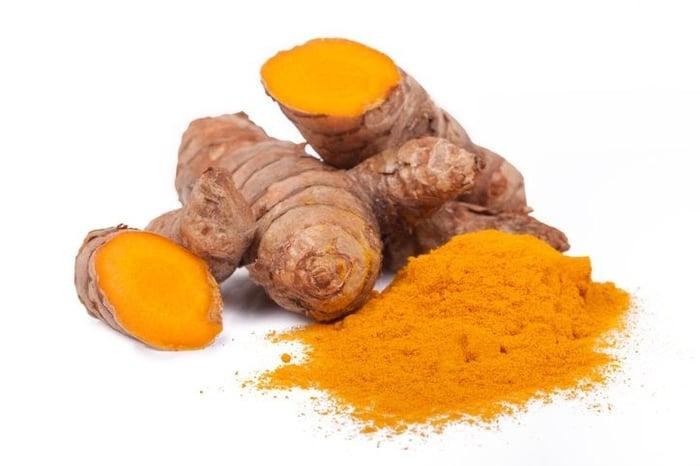 薑黃 抗氧化 抗癌 咖哩