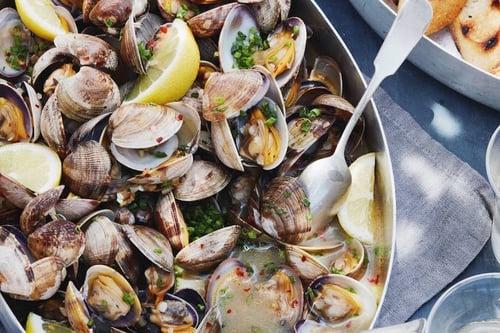 專業食譜建議,冷凍保存蛤蜊,會讓營養價值增加8倍!