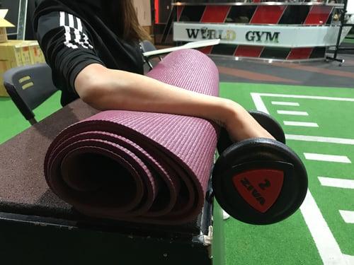訓練:腕伸肌群1-2