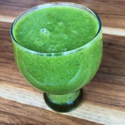 綠拿鐵食譜,超級奇亞籽綠拿鐵