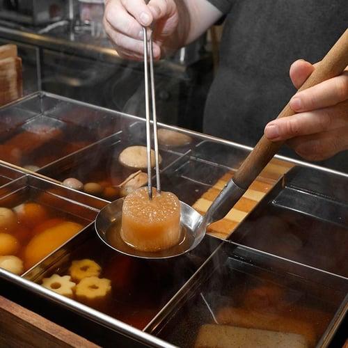 關東煮不要喝湯