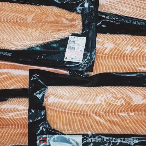 Costco好市多-鮭魚