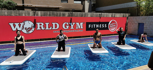 FloatFit Balance 水上瑜伽-老師講解