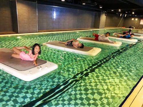 FloatFit水上漂浮健身Grow兒童體驗課