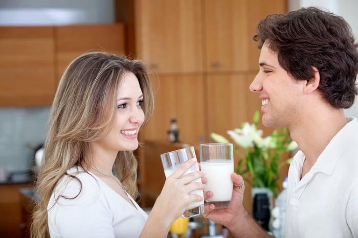 牛奶跟減肥 全脂、低脂、脫脂,該怎麼選?