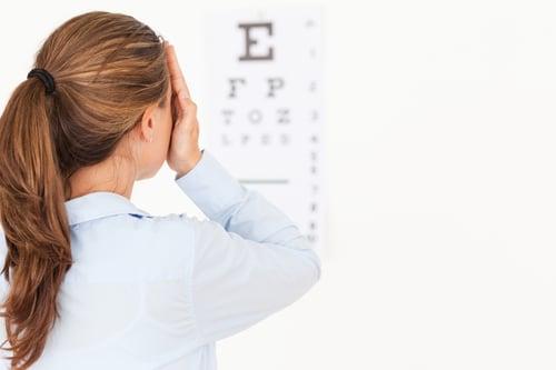 低血壓也可能造成視線模糊