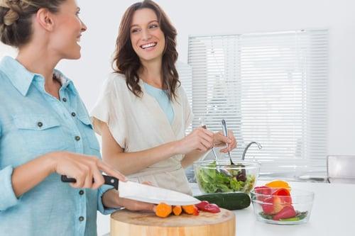 減肥餐要吃食物的原型,避免吃加工食品