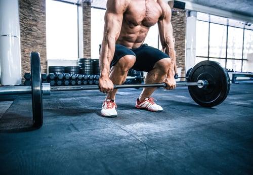 長肌肉的2大關鍵,鍛鍊與嚴格飲食控制