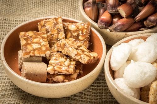 花生醬配吐司,或是單吃炸花生米,都是相當受歡迎的台灣零嘴,其中最大關注亮點,就是光吃花生有助加速減肥
