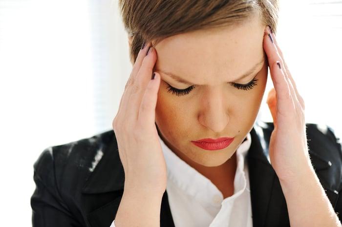 咖啡因減緩頭痛