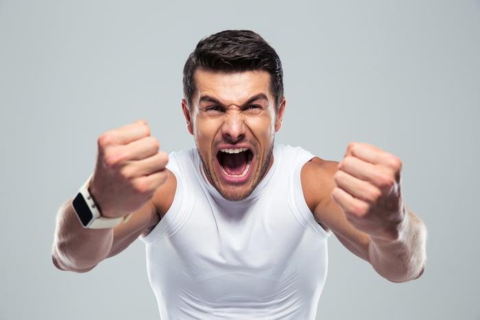 透過握力測試我們可以很快速地知道,自己的肌肉有沒有不足