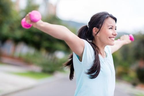 生理期後減肥