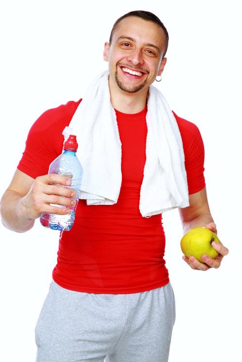 重點在於看你怎麼吃,尤其一定要搭配「水分」,如果有便秘困擾的人,一定要蘋果帶皮吃以及配水喝,因為蘋果是高纖,必須攝取水分,刺激腸胃蠕動,能幫助排便。