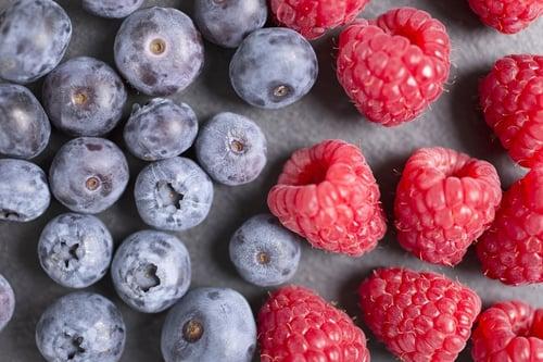 莓果類有抗氧化營養素,多吃對身體好