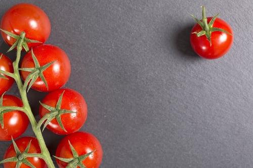 番茄有豐富茄紅素,多吃有益身體健康