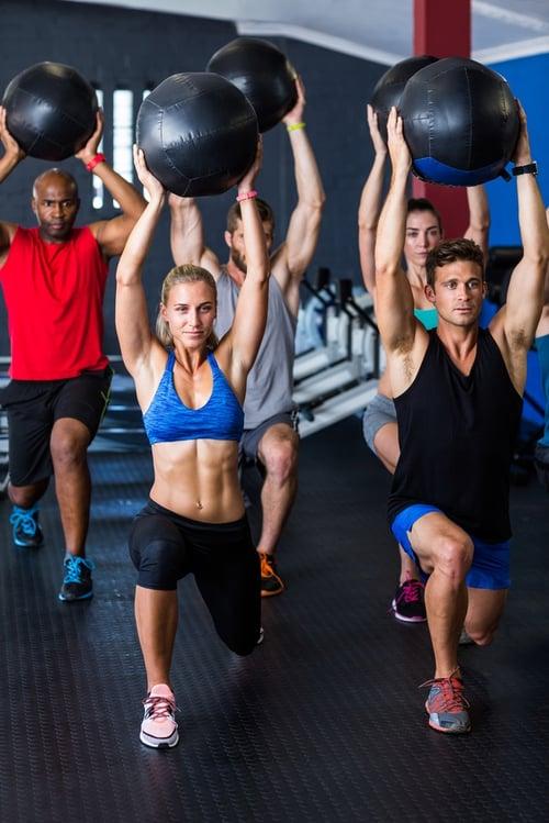 不同的運動、交替嘗試,讓身體一直處於「新刺激」狀態