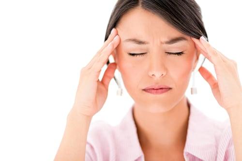 緩解偏頭痛